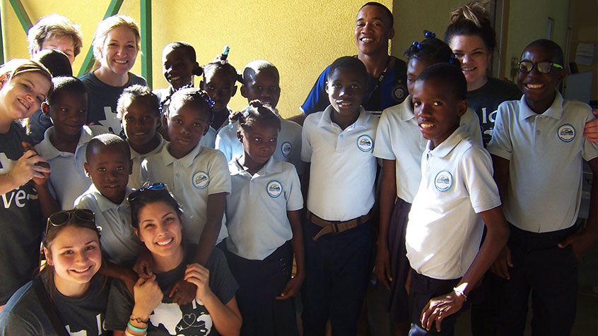 2016 Mission Trip: Haiti